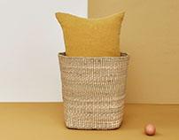 Woven Storage Baskets by Hawkins New York