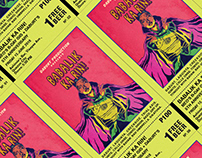 BABALIK KA RIN! Ticket Design