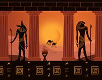 Game Design - The Flame of Amun-Ra