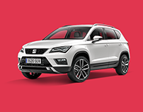 Ateca on Canvas