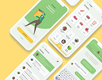 Yarmark - food geo app