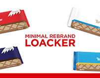Minimal Rebrand Loacker