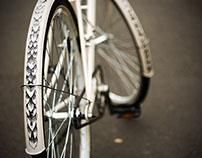 Dana's bike
