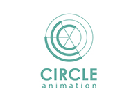 Branding, Identity for Circle animation studio