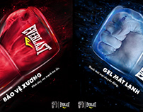BOXING GLOVERS - EVERLAST