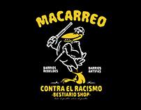 MACARREO CONTRA EL RACISMO