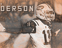 Robby Anderson Wallpaper