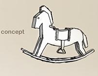 Rocking Horse concept art