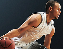 Under Armour Curry One Typeface