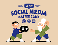 Coming Tutorial: Social Media Master Class