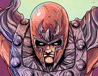 Magneto - Fan Art