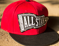 Cincinnati WHBV All Star Snapbacks 2015