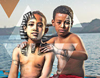 Grand Egyptian Museum | Ad Campaign