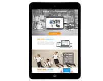 Online Retail Brand Concept