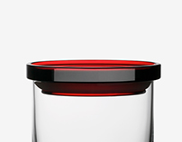 Iittala Jars Glass Containers