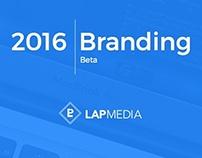 LAPMEDIA | Branding 2016