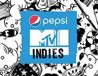 PEPSI MTV INDIES