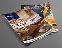 Churchills Bar event flyers