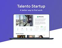 Talento Startup - WIP