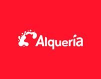 Alquería - Avena Social media
