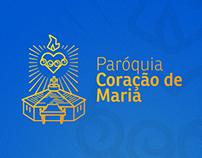 Identidade | Paróquia Coração de Maria