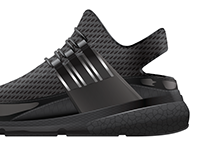 Adidas Run It Referee Sneaker