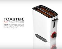 Audi Toaster Concept