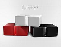 DHL-Wireless Speaker Design In 2012