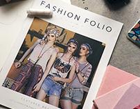 Fashion Folio Volume 1