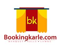 BookingKarle (Logo / Android App UI)
