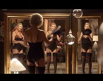 Fashion Film Dark Seduction with Elsa Pataky