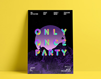 only once party