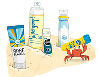 Family Circle : Sunscreens