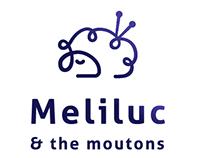 Meliluc - logo for knit blog