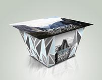 Yogurt Packaging | Mockup