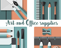 Art and office supplies