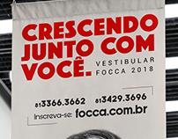 VESTIBULAR FOCCA 2018 - OFF