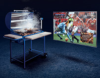 DIRECTV SPORTS - Grill in Picture