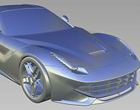 Ferrari F12berlinetta——Alias&Vred