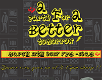 Flyer For: A Better Tomorrow Medford
