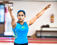 Dipa Karmakar for GoSports Foundation