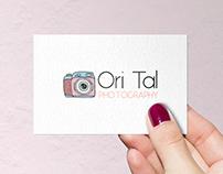 - Ori Tal - logo design