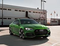 Audi RS5 Coupe - GERMAN HULK