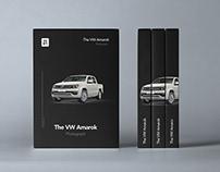 The VW Amarok Photograph