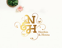 Weeding Logo & Invitation