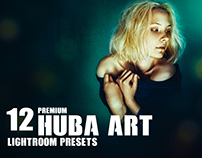12 Huba Art Lightroom Presets by Hubafilter
