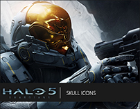 Halo 5: Guardians | Skull Icons