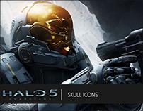 Halo 5: Guardians | Skull Icons
