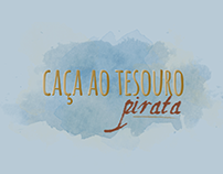 Caça ao Tesouro Pirata