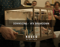 Downsizing | VFX Breakdown by Rodeo FX
